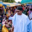Buhari to Nigerians : I'll fight for the poor, underprivileged