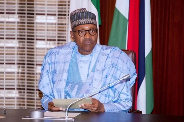 Buhari, police, Isiguzo
