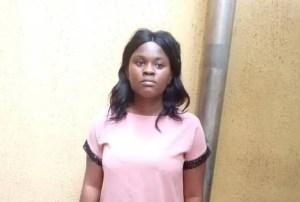 Onyinye Mbadike, woman, orphan