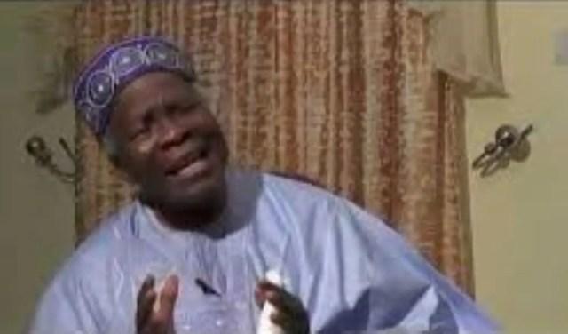 Adebanji Akintoye, Yoruba Leader, Tinubu