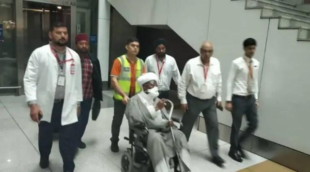 El-zakzaky, medical bill, India, Shiites, group, Shia, IMN, Indian