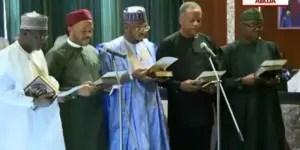 Ministers, Fashola, Amaechi