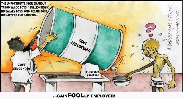 Nigeria's poverty population hits 94 million —OXFAM