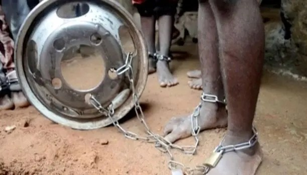 Police closes down religious centre with 360 chained inmates in Daura