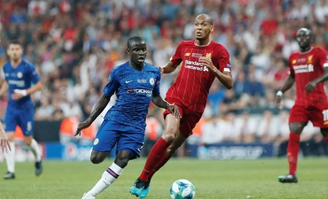 Chelsea, LIverpool. Premier League  Chelsea faces another threat in Liverpool as top-six contenders face off #Nigeria Chelsea Liverpool