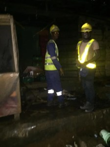 BREAKING: Late night inferno razes 30 shops in Lagos gas explosion