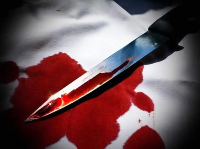death, Man, stabs,
