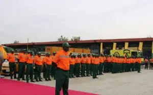 The Lagos State Environmental Sanitation Corps (LAGESC)