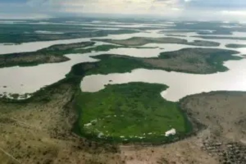 Lake Chad Rehabilitation, Nigeria