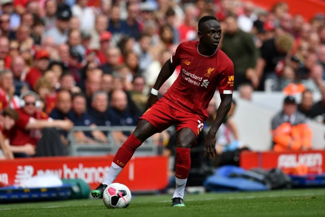 Mane, African players in Europe