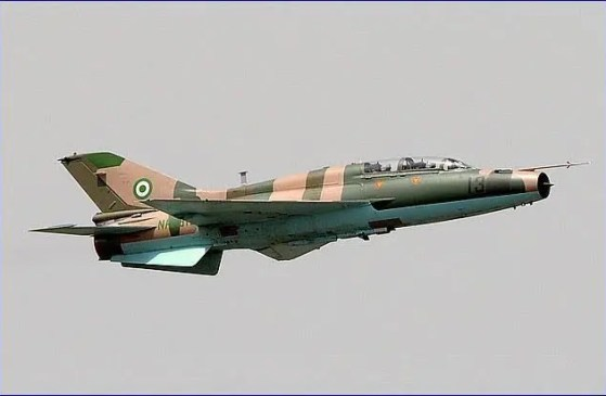 NAF destroys ISWAP logistic  base, training camp in Borno