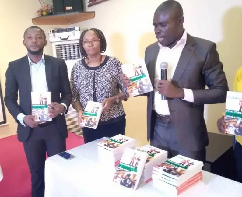 NOPRIN Foundation launches book on Police Compliance with Justice Act - Vanguard