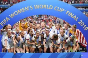 FIFA study hails best-ever Women's World Cup in France