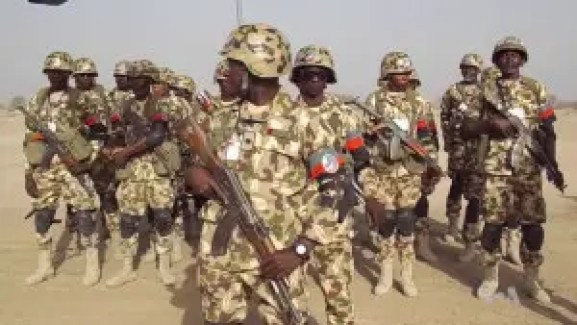 Army, Nigeria, Kaduna
