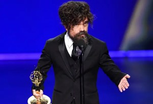 Fourth supporting actor win for Peter Dinklage of 'Game of Thrones'