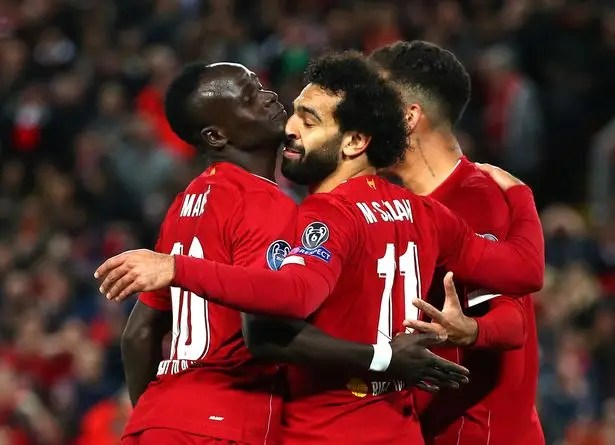 Liverpool triumph after stunning Salzburg fightback