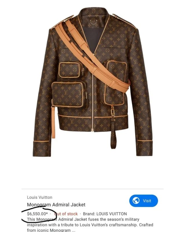 Wizkid rocks N2.3m Louis Vuitton jacket for O2 concert