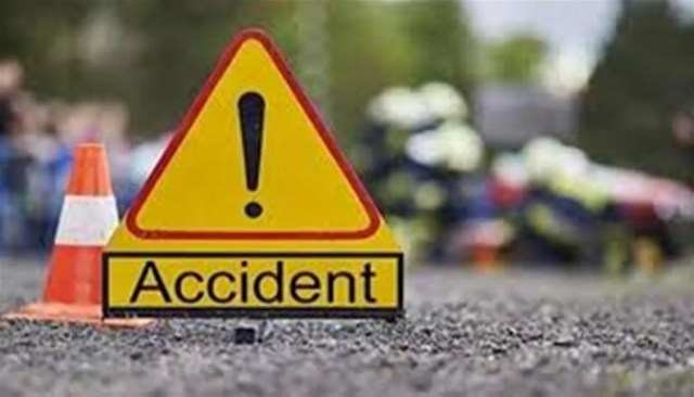 Three escape death in auto crash along Epe Expressway, Lagos, Accident