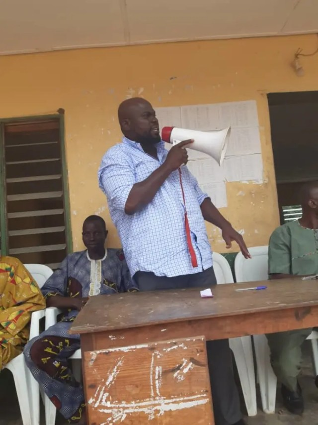 Be patient with lawmaker, Aide begs constituents