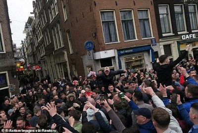 Amsterdam bans sale of alcohol ahead Chelsea, Ajax Champions League match