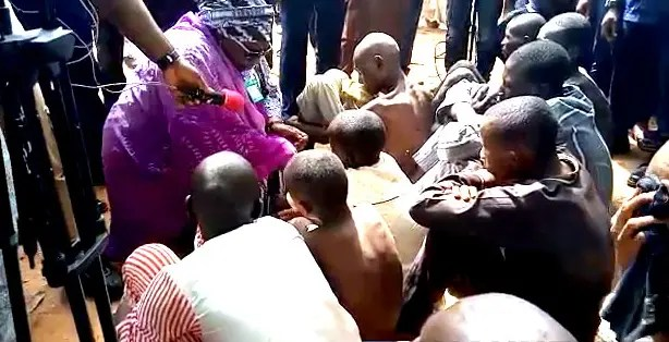 NSCDC uncovers two illegal rehabilitation centres in Zaria,  rescues 11 chained victims