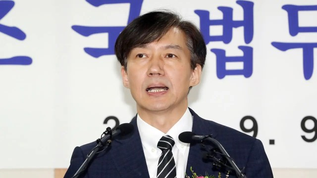 South Korean justice minister resigns over corruption scandal