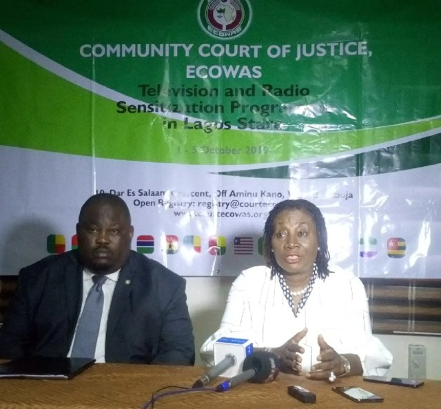 ECOWAS Court tasks Nigerians on protection of their rights