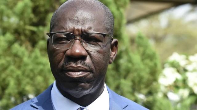 Obaseki's convoy attack: Edo deputy governor denies sponsoring thugs