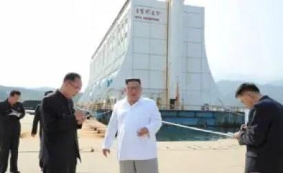 North Korea leader orders South Korea hotels destroyed