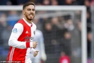 Arsenal join race for Feyernoord's £20m-rated midfielder, Orkun Kokcu