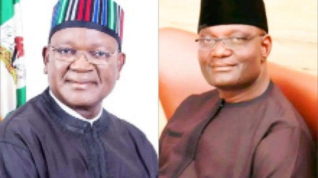 Jime vs Ortom,  Benue State,  Governorship, Election, Petition, Tribunal