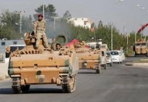Turkey intensifies Syria campaign as Islamic State strikes Kurds