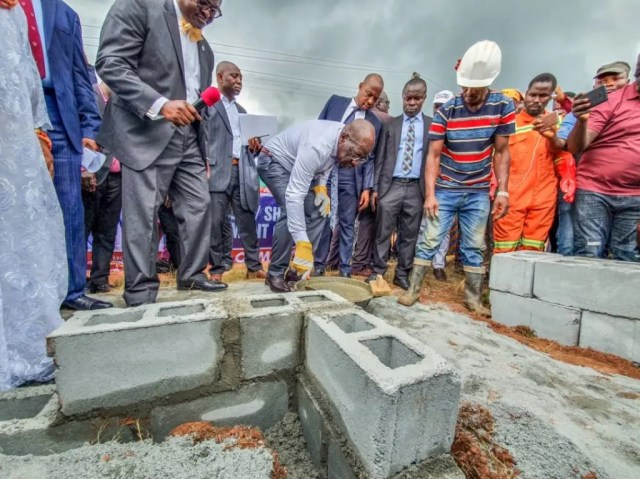 Obaseki performs groundbreaking ceremony of College of Agriculture in Edo