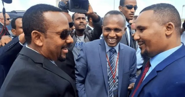 Ethiopia: Jawar Mohammed won't rule out election challenge to PM Abiy