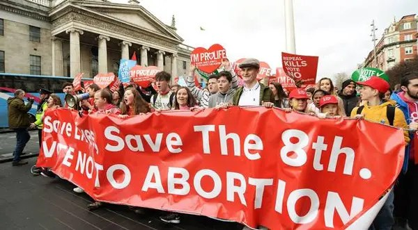 Northern Ireland set to legalize abortion, same-sex marriage