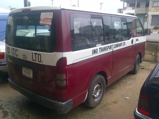 Imo Transport Company run with private account  ― Chairman