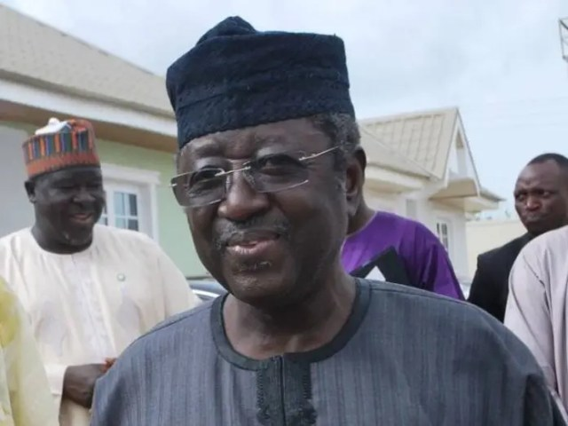 EFCC vs Jang: Court adjourns to Friday