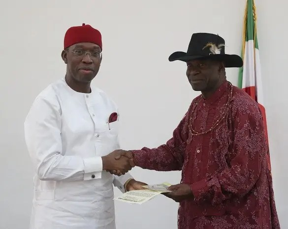 My relationship with Okowa has attracted devt to Isoko nation -IDU PG