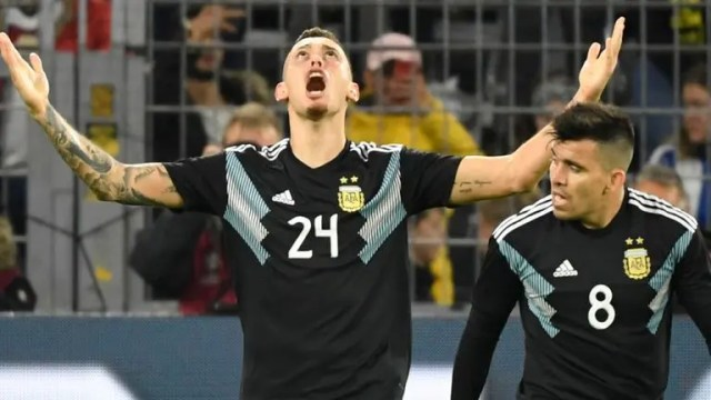 Germany 2-2 Argentina: La Albiceleste rally back to overcome two goal deficit