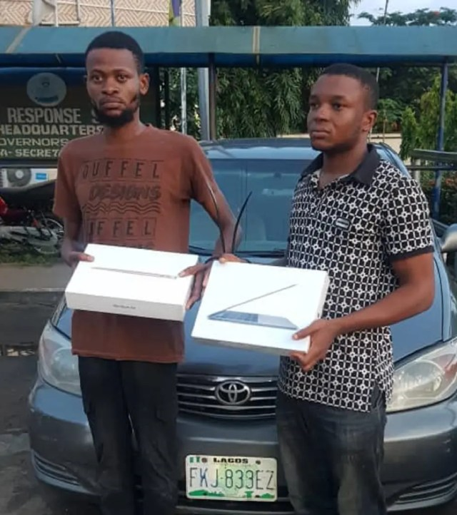 Robbery suspects, South African returnee, Lagos, Robbery