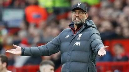 Liverpool got lucky but still deserved to win – Klopp
