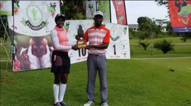 Golf, Zimbabwe