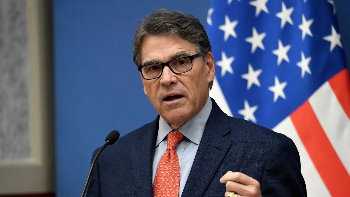 Energy secretary may refuse to cooperate in Trump impeachment