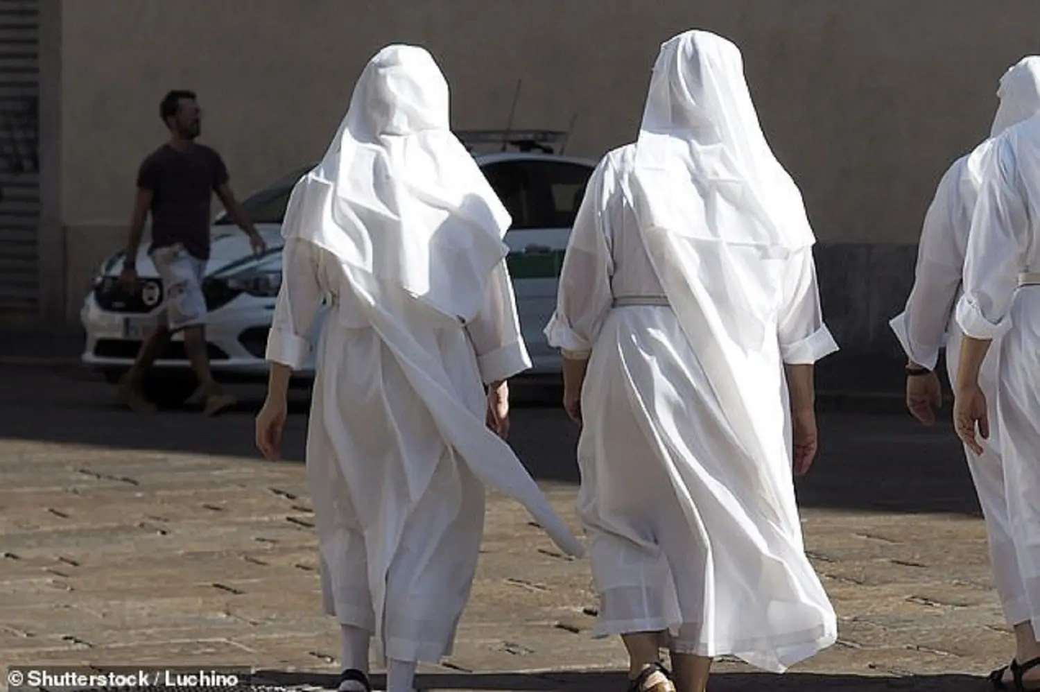 Two Nuns return to Italy pregnant after missionary trip in Africa