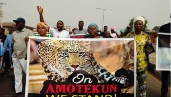 Hunters pull out of Osun Amotekun over N29m scandal