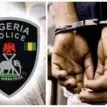Police apprehend arms/drug supplier to kidnap syndicates in Cross River