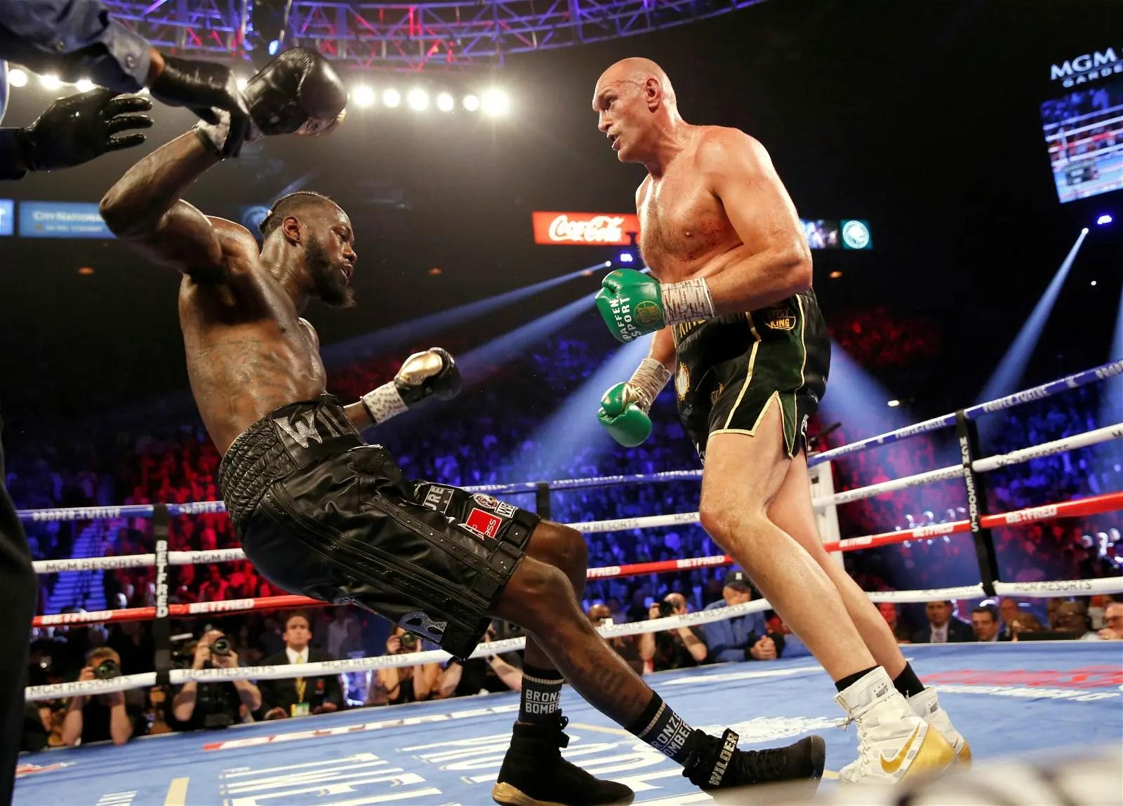 WBC, Deontay Wilder, Fury