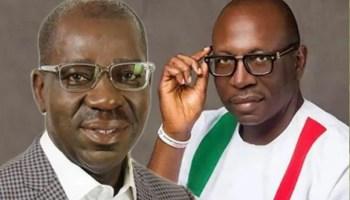Edo election, Obaseki