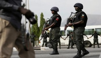 Police parade 39 suspects, recover 10 arms, ammunition in Enugu - Vanguard  News