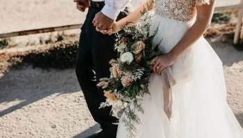 Not all newlyweds make love on their wedding night